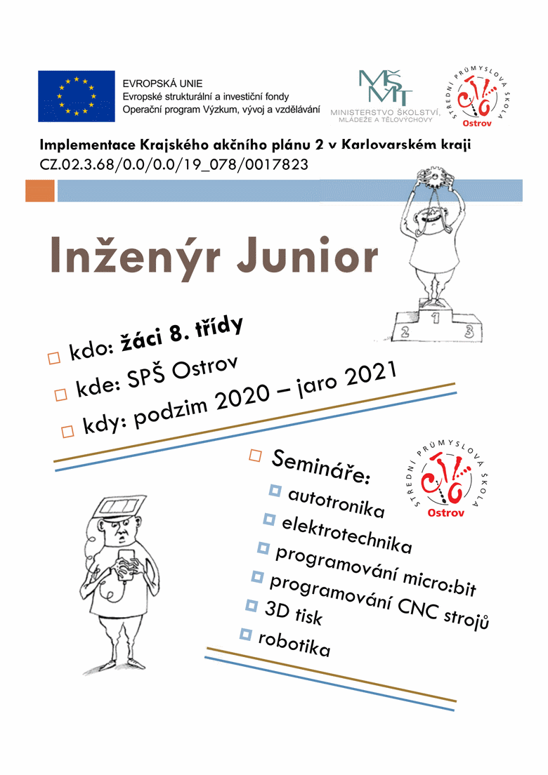 inženýr junior